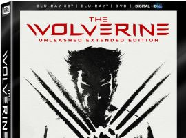 The Wolverine: Unleashed Extended Edition on Blu-ray