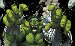 WORLD WAR HULK 1 JOHN ROMITA JR. 2ND PRINTING VARIANT