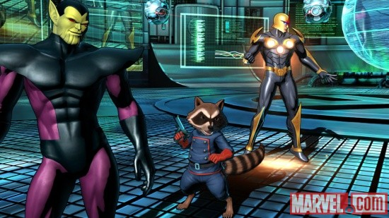 Ultimate Marvel vs. Capcom 3- Screenshot 7