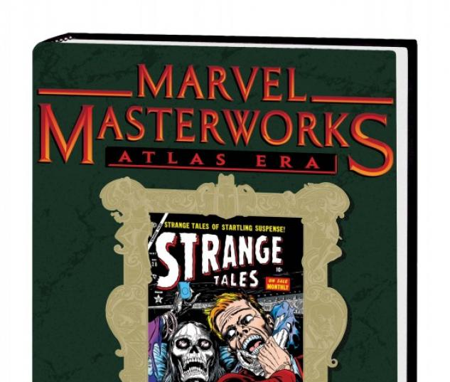 Marvel Masterworks: Atlas Era Strange Tales Vol. 3 (Hardcover)