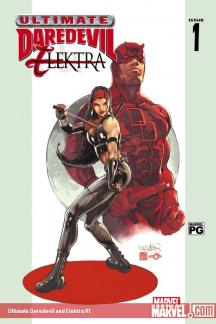 Ultimate Daredevil and Elektra #1