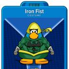 Suit Up As Your Favorite Super Hero in Club Penguin