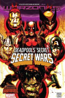 Deadpool's Secret Secret Wars (Trade Paperback)