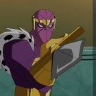 Screenshot of Baron Zemo from The Avengers: Earth's Mightiest Heroes!