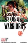 Secret Warriors (2008) #11