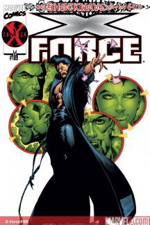 X-Force (1991) #109