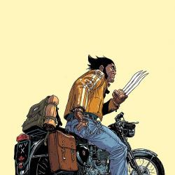 WOLVERINE: SAUDADE #1