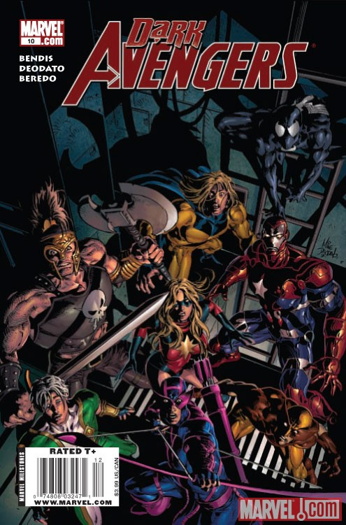 Dark Avengers (2009) #10