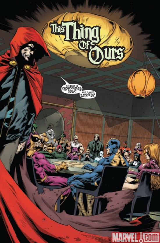 HOUSE OF M: MASTERS OF EVIL #1 Page 3