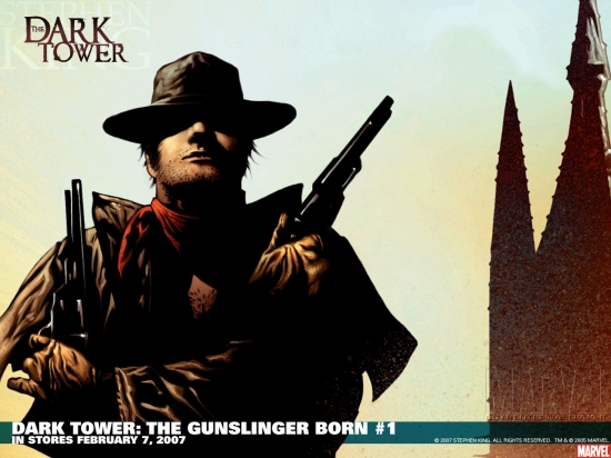 Dark Tower: The Gunslinger Born (2007) #1 Wallpaper