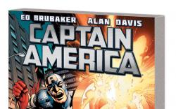 CAPTAIN AMERICA BY ED BRUBAKER VOL. 2 TPB