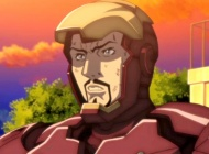 Iron Man Anime Episode 12 - Clip 1