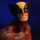 Wolverine mini bust by Gentle Giant Ltd