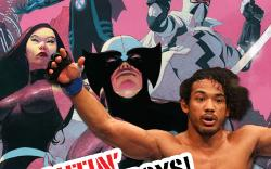 Fightin' Fanboys: Benson Henderson