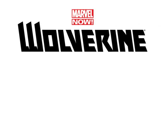 cover from Wolverine (2013) #1 (BLANK COVER VARIANT)
