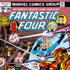 Fantastic Four (1961) #195 Cover