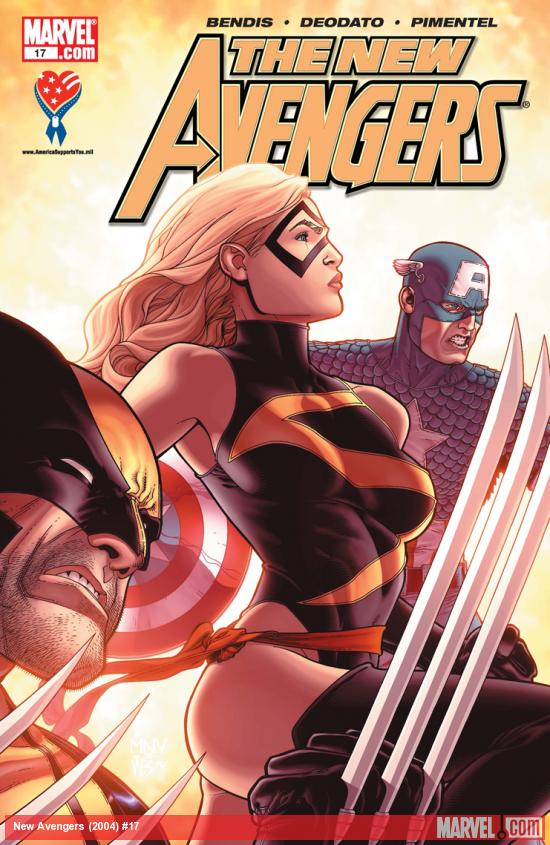 New Avengers (2004) #17