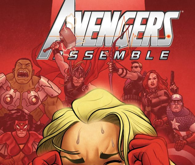 AVENGERS ASSEMBLE 16 (NOW, WITH DIGITAL CODE)