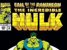 Incredible Hulk (1962) #424 Cover