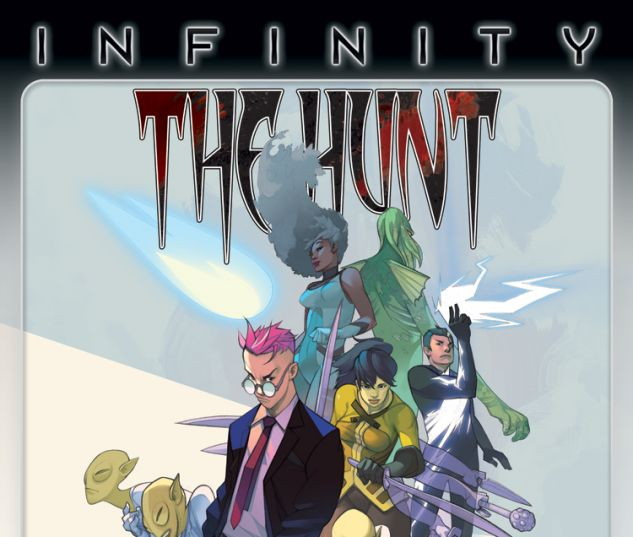 INFINITY: THE HUNT 4 (INF, WITH DIGITAL CODE)