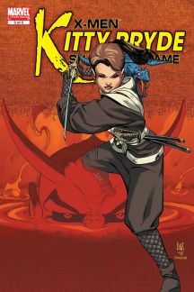 X-Men: Kitty Pryde- Shadow & Flame #3