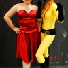 WonderCon 2011: Pepper Potts & Hellcat Costumers