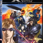 X-Men anime DVD box art