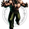 Haggar character art from Marvel vs. Capcom 3