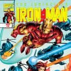 Iron Man (1998) #6 Cover