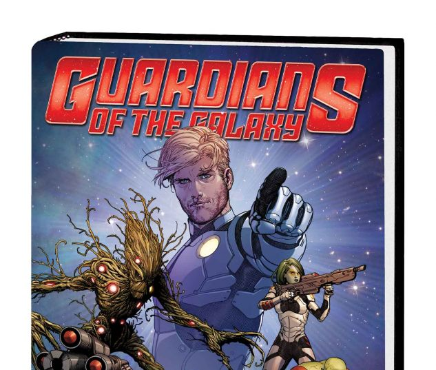 GUARDIANS OF THE GALAXY VOL. 1: COSMIC AVENGERS PREMIERE HC (MARVEL NOW, WITH DIGITAL CODE)