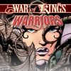 WAR OF KINGS: WARRIORS - LILANDRA #2