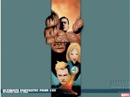 Ultimate Fantastic Four (2003) #20 Wallpaper