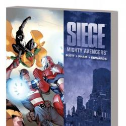 Siege: Mighty Avengers (Trade Paperback)