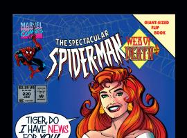 Peter Parker, the Spectacular Spider-Man (1976) #220 Cover