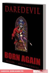 Daredevil: Born Again (Trade Paperback)
