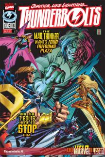 Thunderbolts (1997) #2