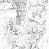 Secret Avengers #14 pencil art by Scot Eaton