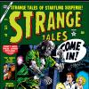 Strange Tales (1951) #24 Cover