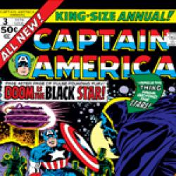 Captain America Annual (1971 - 1991)