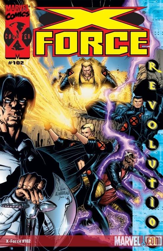 X-Force #102