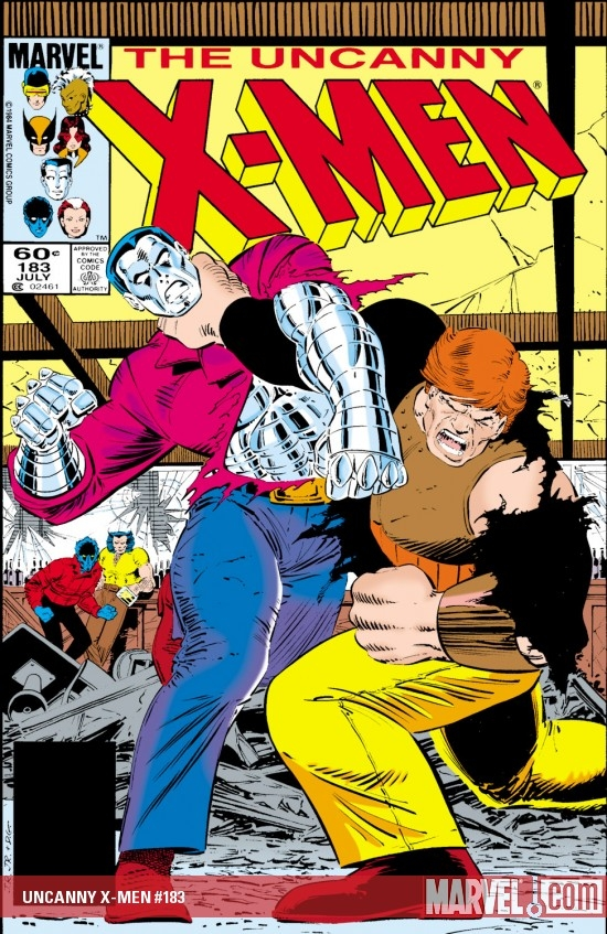 UNCANNY X-MEN #183