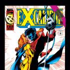 Excalibur (1988) #89 Cover