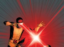 Cyclops vs. Cyclops by Jim Cheung