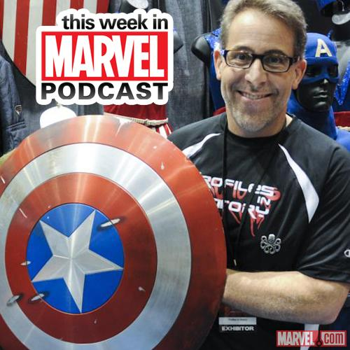 This Week in Marvel #30.5 - Joe Maddalena