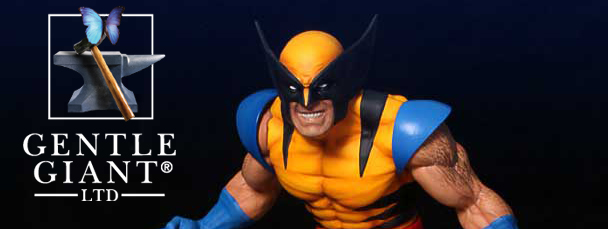 Wolverine Bookend from Gentle Giant