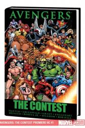 Avengers: The Contest (Hardcover)