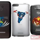 Decorate Your Phone the Marvel Way This Holiday Season
