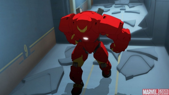 """Iron Man: Armored Adventures"" Episode 12 Screenshot #1"