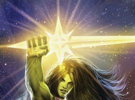 SHE-HULK: COSMIC COLLISION #1