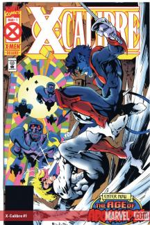 X-Calibre (1995) #1